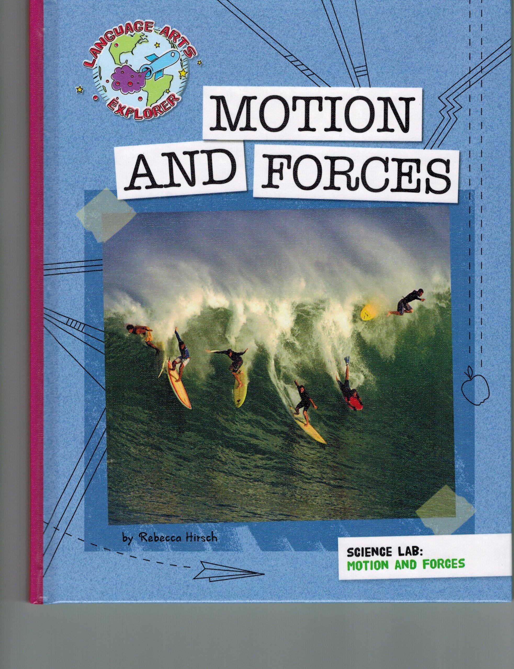 Motion and Forces (Language Arts Explorer) by Cherry Lake Pub