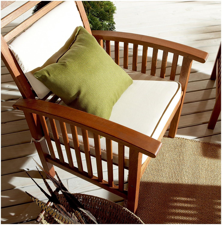 Amazon.com: Strathwood Gibranta All-Weather Hardwood Furniture Collection:  Garden & Outdoor