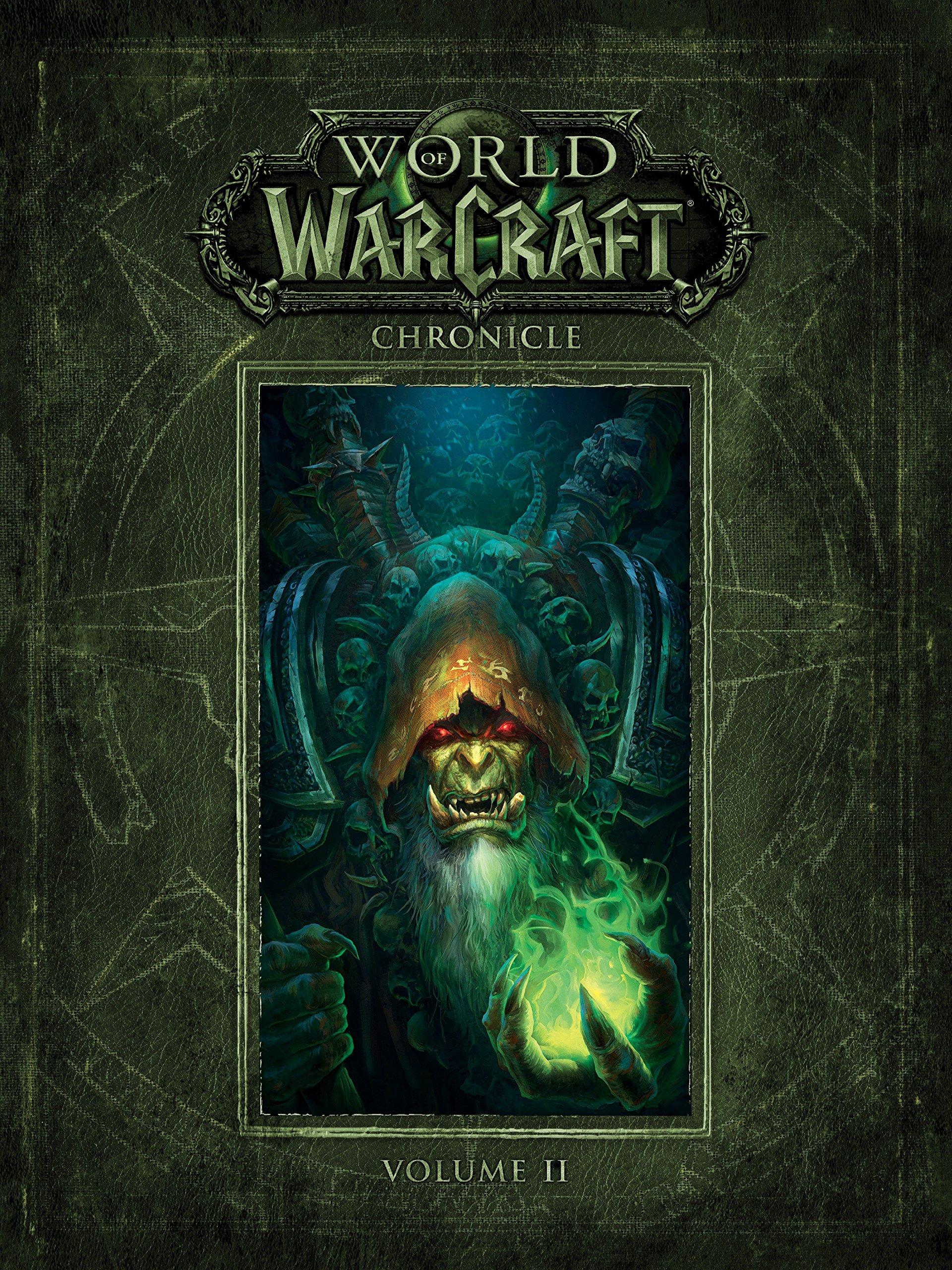 World of Warcraft Chronicle Volume 2 by Dark Horse Books