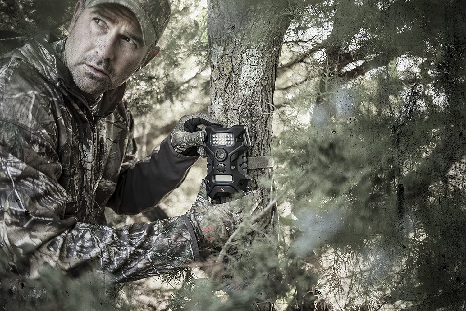 WGI Wildgame Innovations W3M Infrared Terra Game Trail Camera