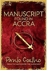 Manuscript Found in Accra Kindle Edition
