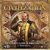 Asmodee HE556 - Civilization: Weisheit und Kriegskunst - Erweiterung, Brettspiel