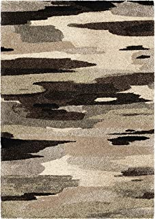 "product image for Orian Rugs Wild Weave Cumulus Area Rug, 5'3"" x 7'6"", Slate"