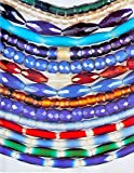 Russian Blues: Faceted and Fancy Beads for the West African Trade
