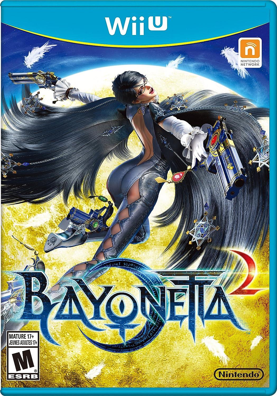 Amazon.com: Bayonetta 2 (Single Disc) - Wii U: Nintendo of ...