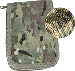 "product image for Rite in the Rain Weatherproof CORDURA Fabric Notebook Cover, 4"" x 6"", MultiCam Cover (No. C946M)"