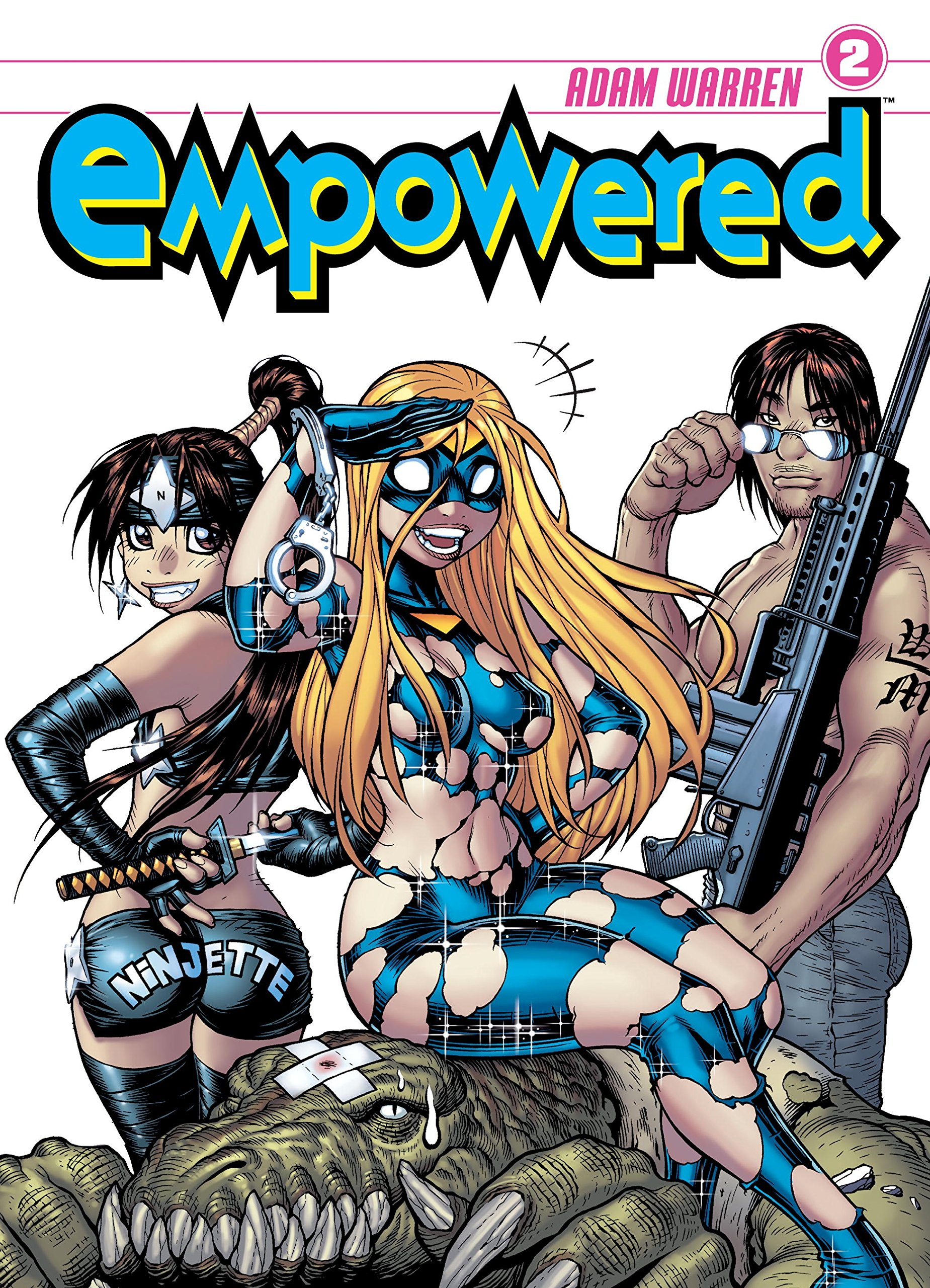 Empowered, Vol. 2 by Dark Horse Books