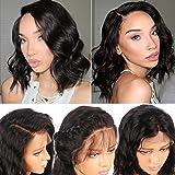 Elva Hair Guleless Full Lace Human Hair Wigs for Black women Brazilian Virgin Hair Wig Curly Human Hair Wigs