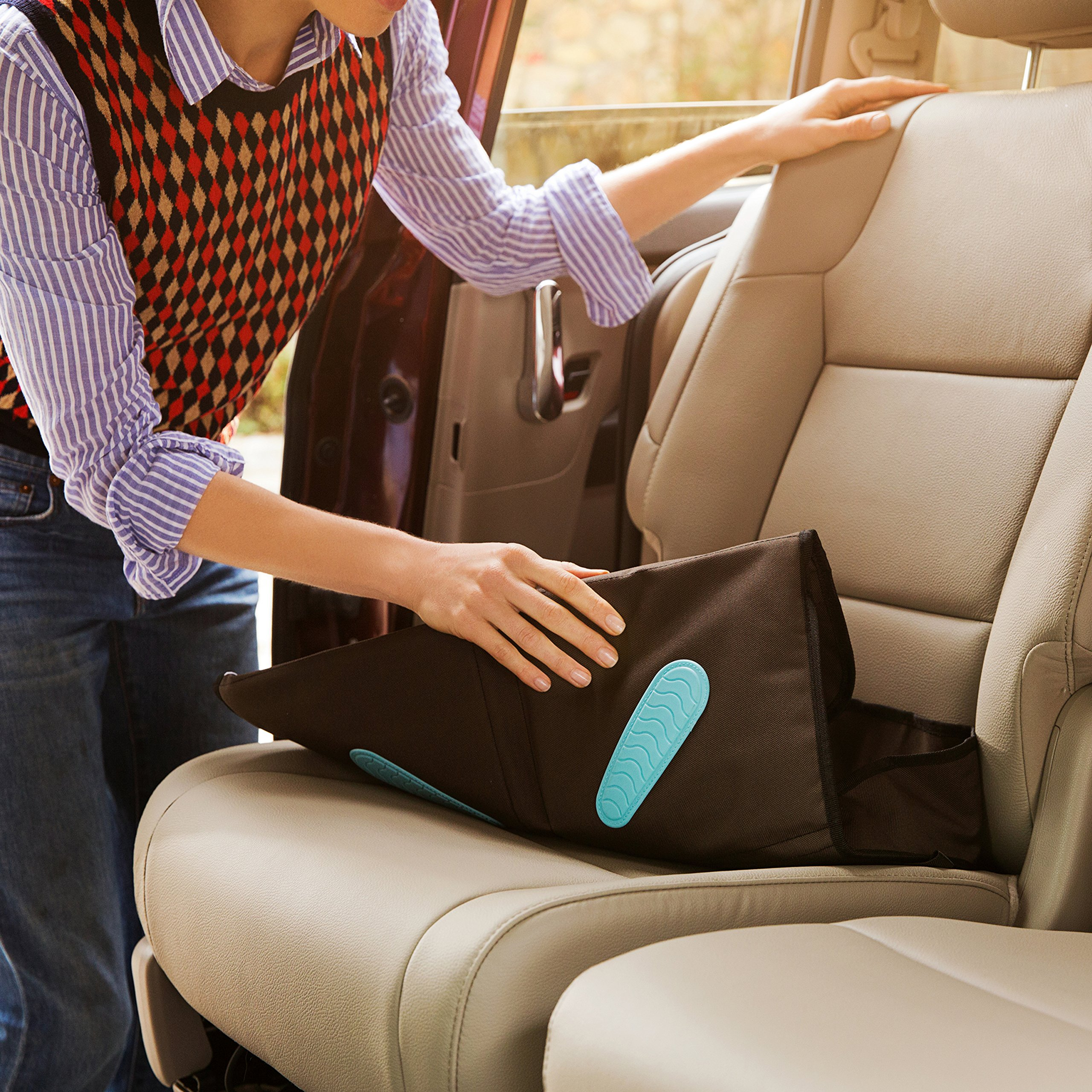 Brica Booster Seat Guardian Auto Protector
