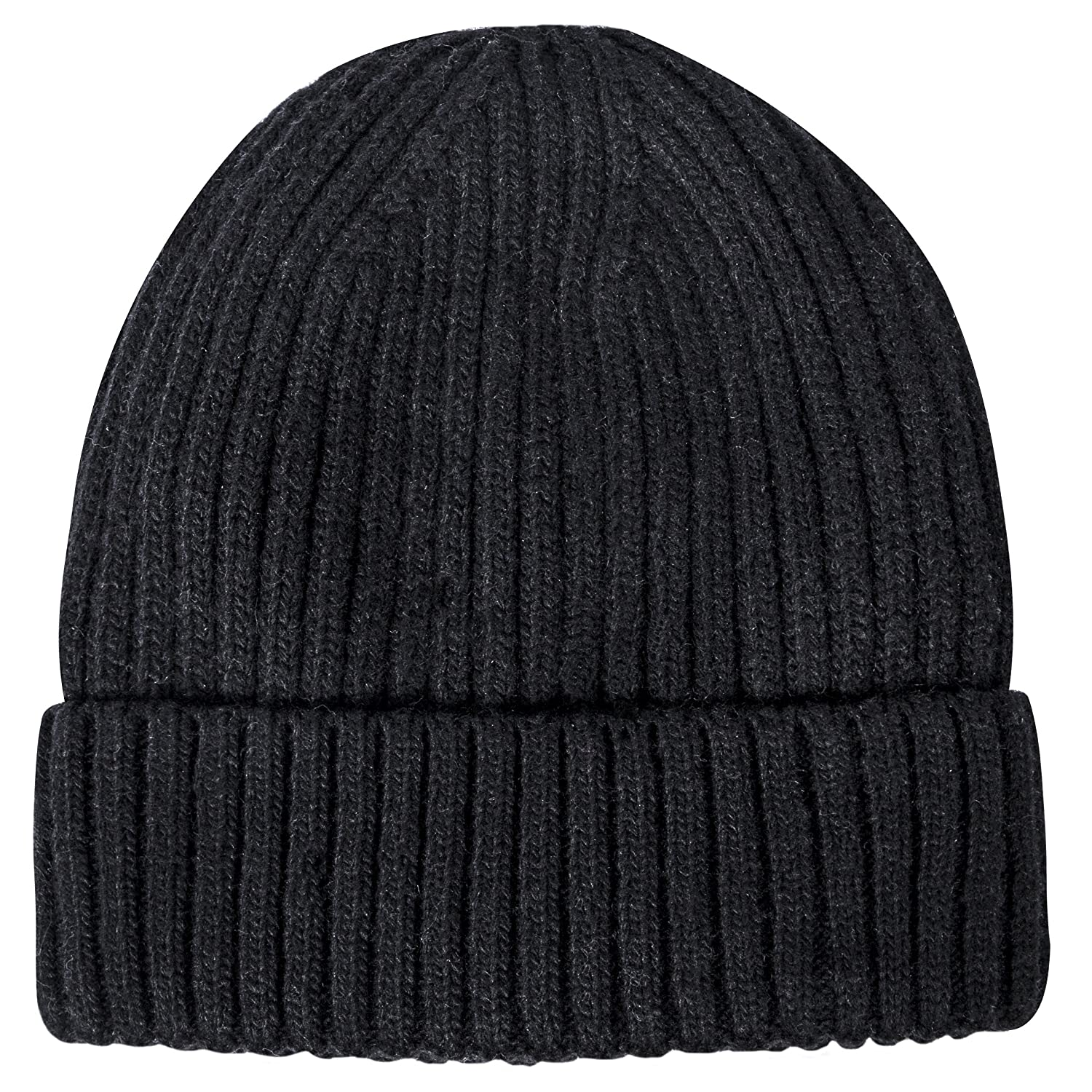 474811c082cc8 Oryer Mens Winter Hats Wool Knit Slouchy Beanie Warm Hat Baggy Skull Cap at  Amazon Men s Clothing store