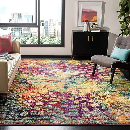 Amazon Com Safavieh Monaco Collection Mnc225d Modern Boho
