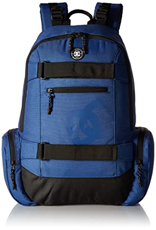 Backpack Shoes Men's Washed Dc The Breed Bag Indigo Bluebsa0 DHW29EIY