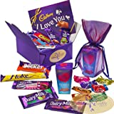 Cadbury Valentine Treasure Box