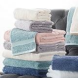 Pinzon Organic Cotton Bathroom Towels, 6 Piece
