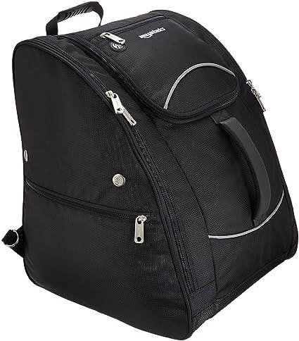 Ski Boot Bag >> Amazon Com Amazonbasics Ski Boot Bag Sports Outdoors