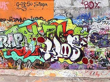 Fototapete Graffiti 2  Vliestapete Tapete