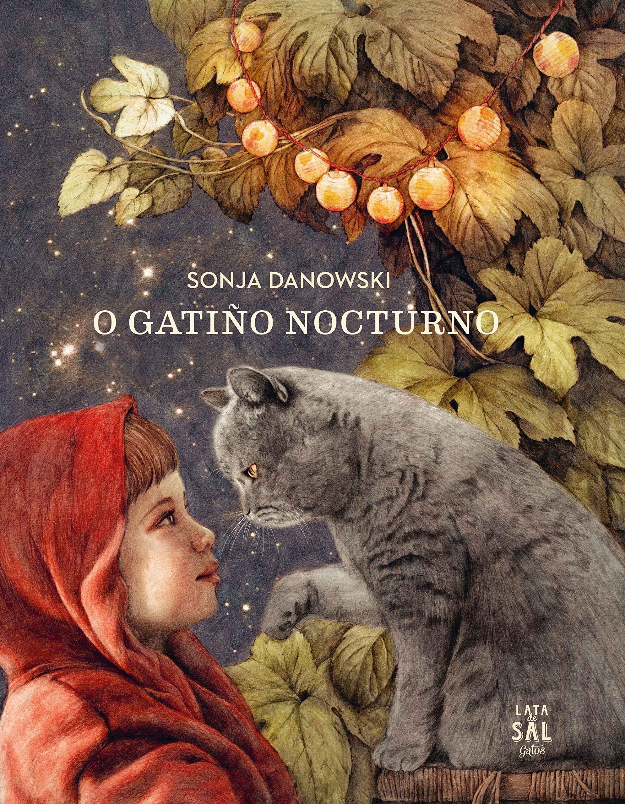GATIÃO NOCTURNO (GALLEGO) (Spanish) Hardcover