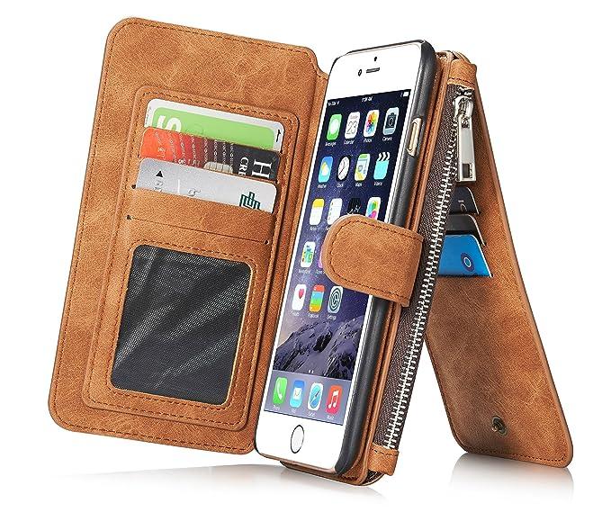 custodia iphone 6 con zip