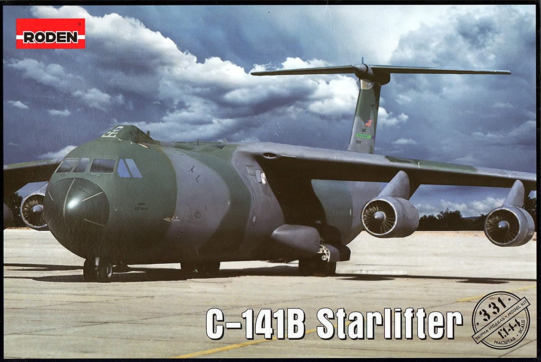 Roden 331 Modellbausatz Lockheed C-141B Starlifter