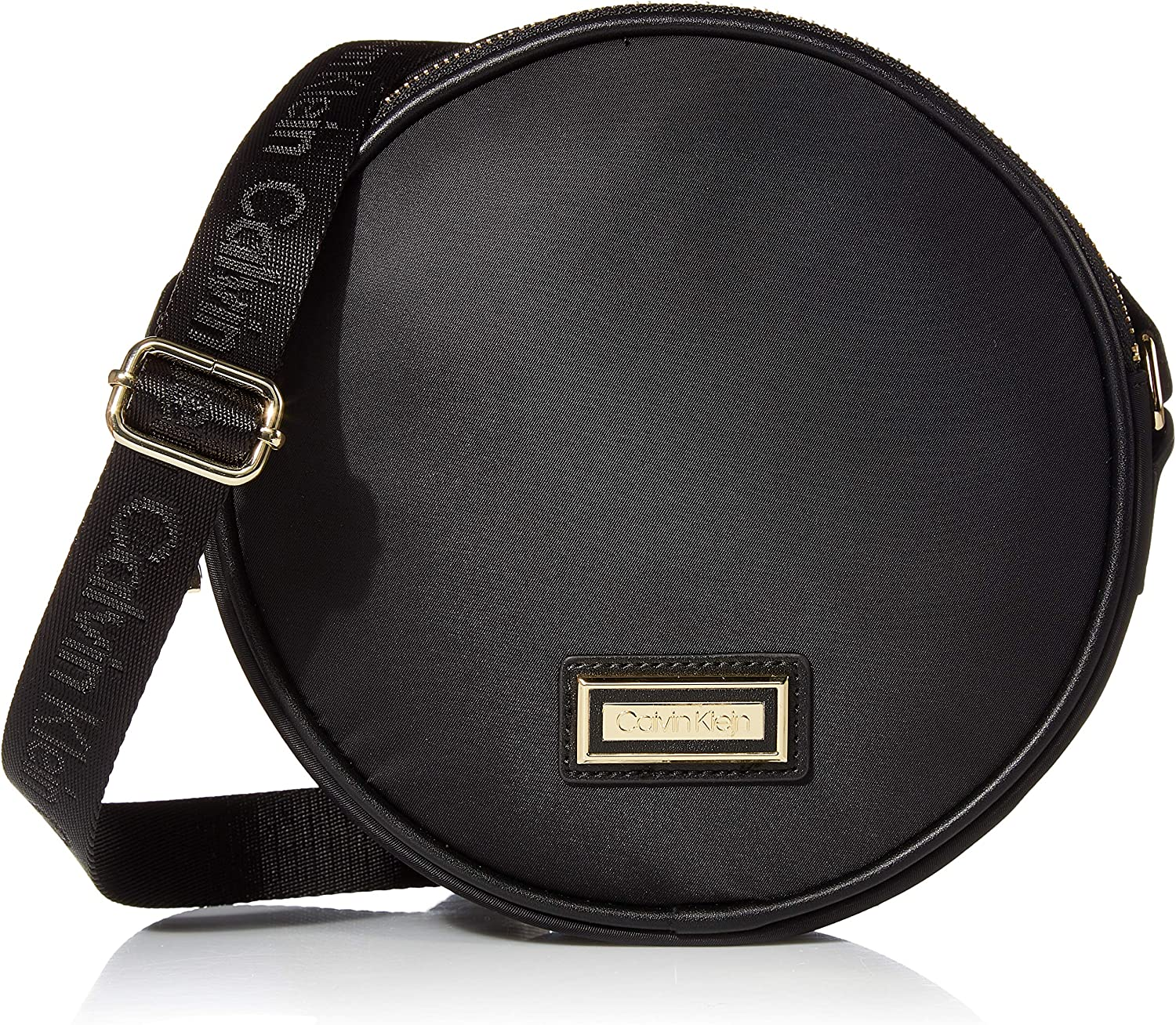 Calvin Klein Belfast Nylon Circle Crossbody Bag