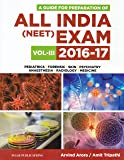 A Guide for Preparation of All India NEET Exam 2016-2017 - Vol. 3