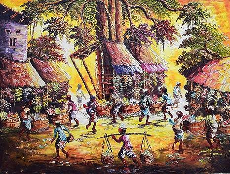 Ilustrasi lukisan