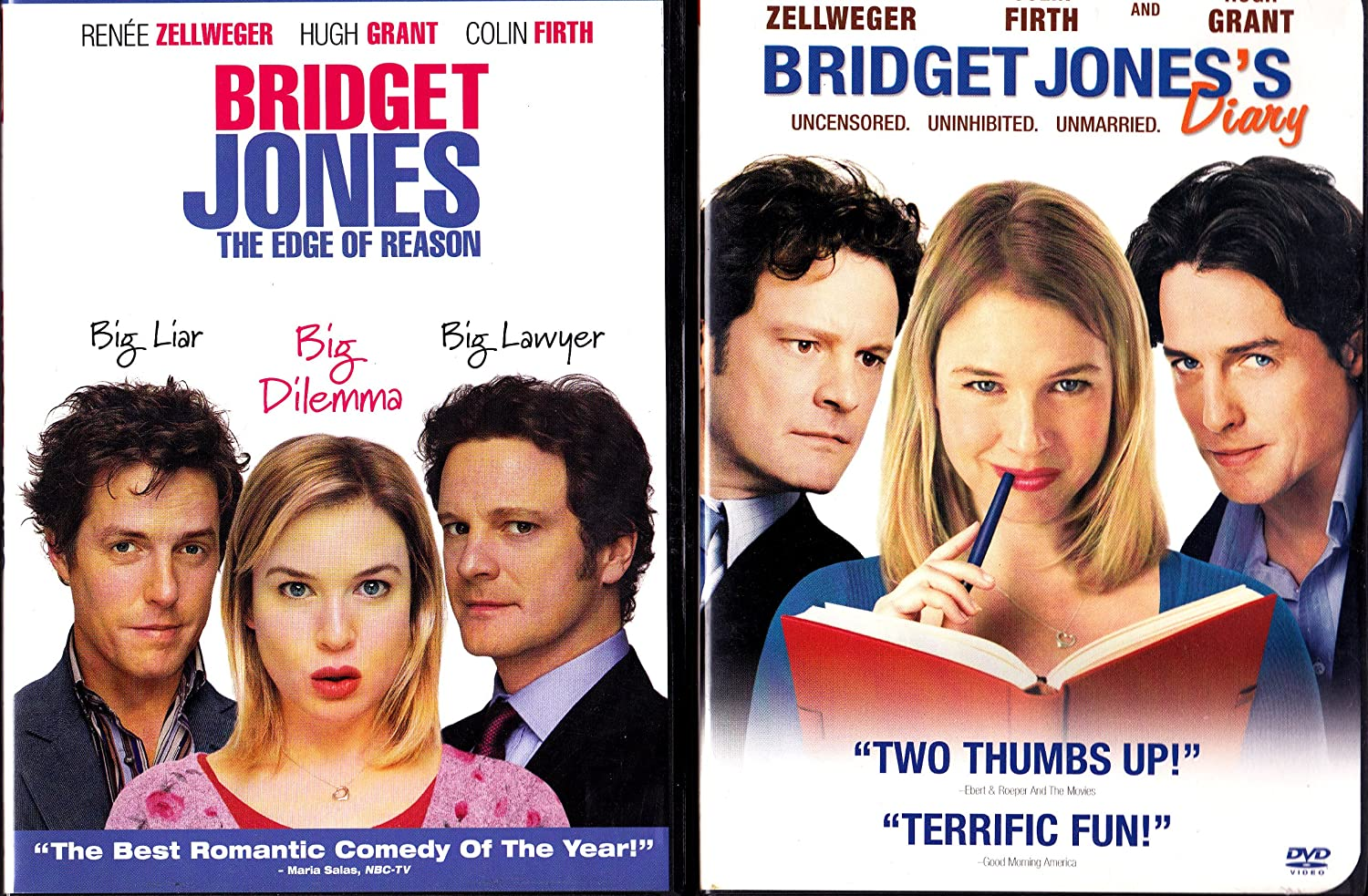 bridget jones diary Helen fielding, the author of bridget jones's diary, was originally offered a  column chronicling her dating life in london in her 30s she created.
