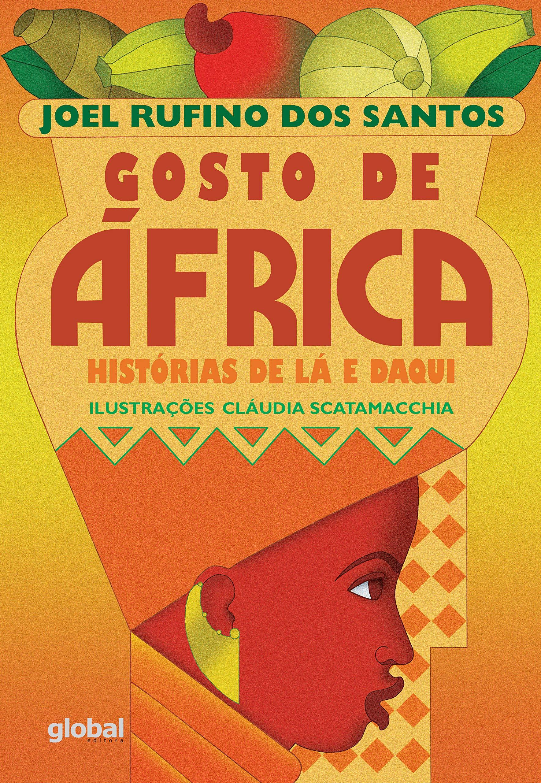 Gosto de África: histórias de lá e daqui | Amazon.com.br