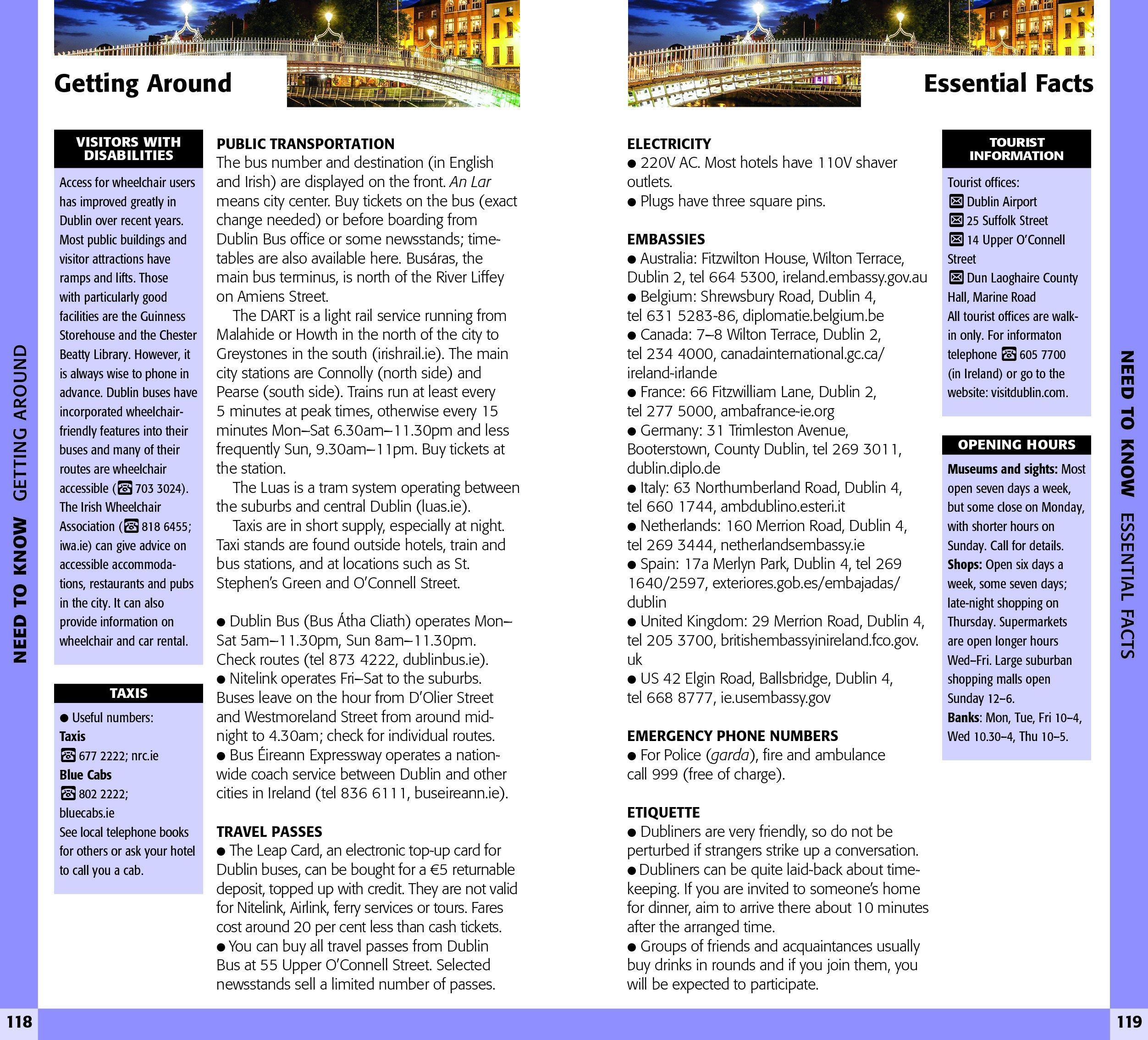Fodor's Dublin 25 Best (Full-color Travel Guide): Fodor's
