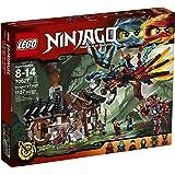 LEGO 6174542 Ninjago Dragon's Forge 70627 Building Kit (1137 Piece)