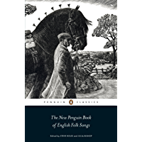 The New Penguin Book of English Folk Songs (Penguin Classics) book cover