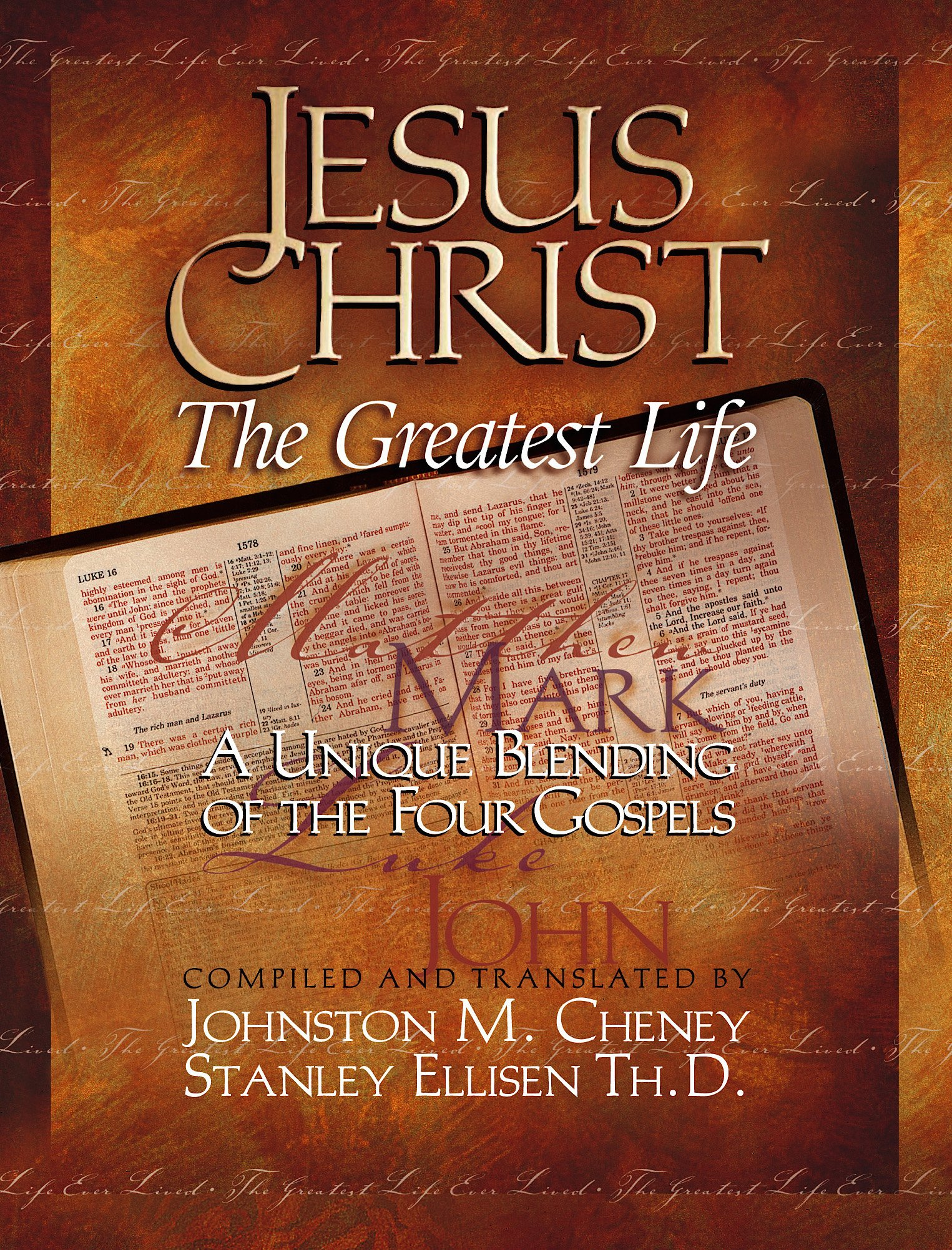 The Life of Jesus (The Four Gospels)(translated)