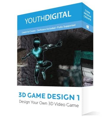 3D Game Design 1 [Online Code]