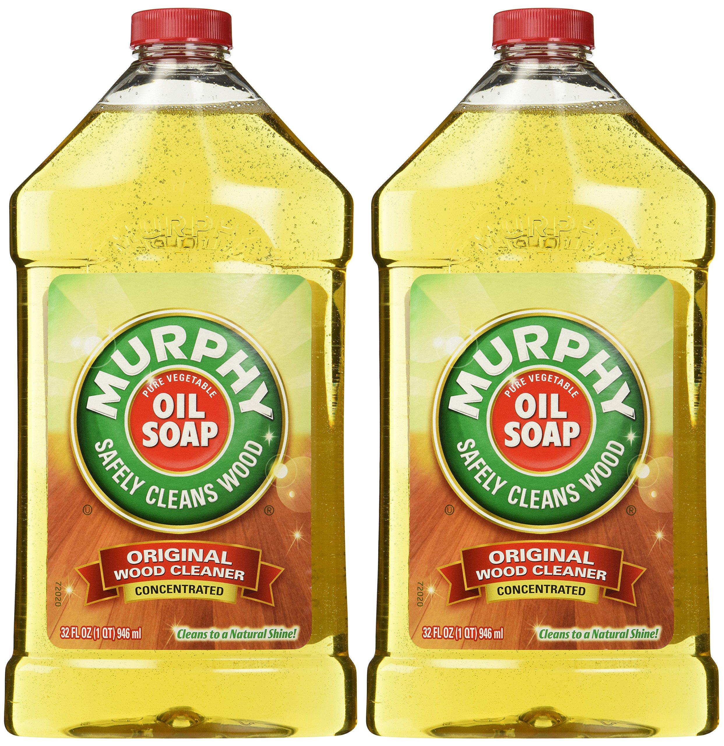 Murphy Oil Original Formula Oil Soap Liquid, 32 oz 2 pack