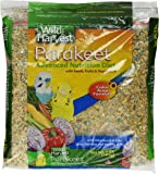 Wild Harvest Parakeet Advanced Nutrition Diet, 4-Pound Bag (A1937)