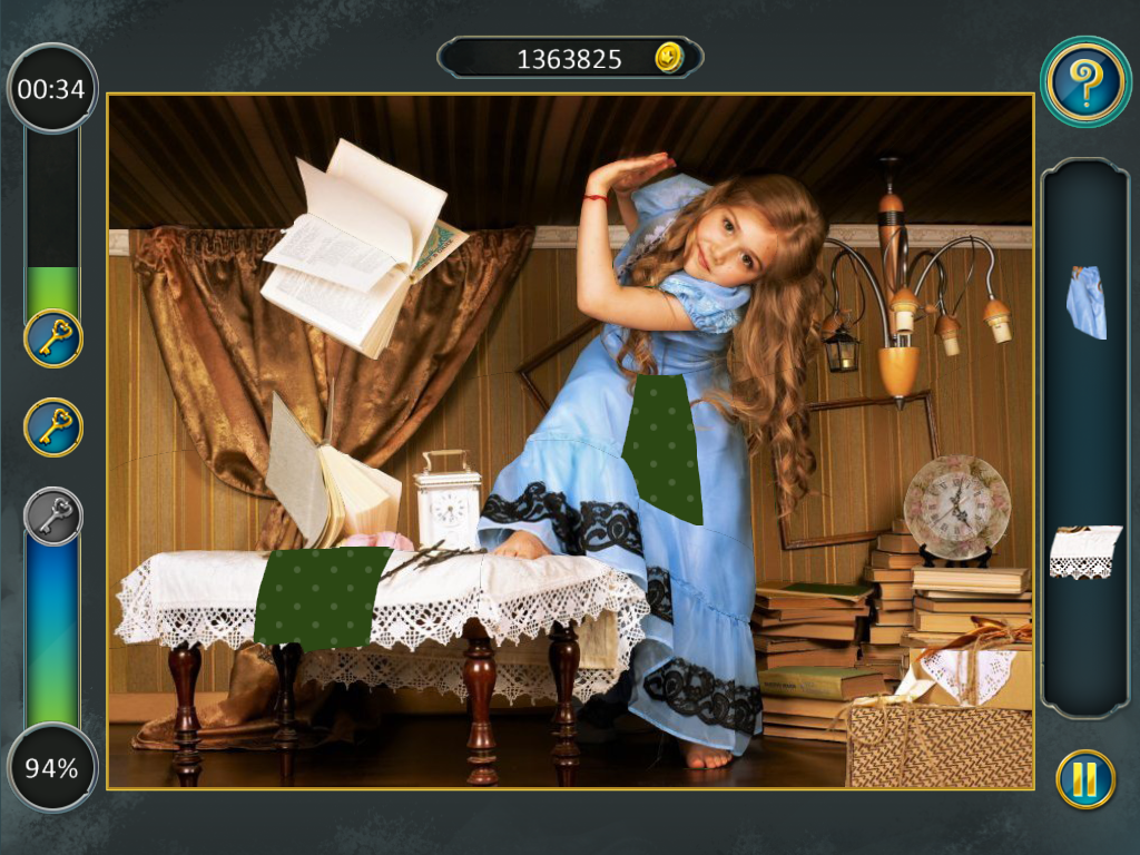 Alice's Jigsaw: Wonderland Chronicles [Download]