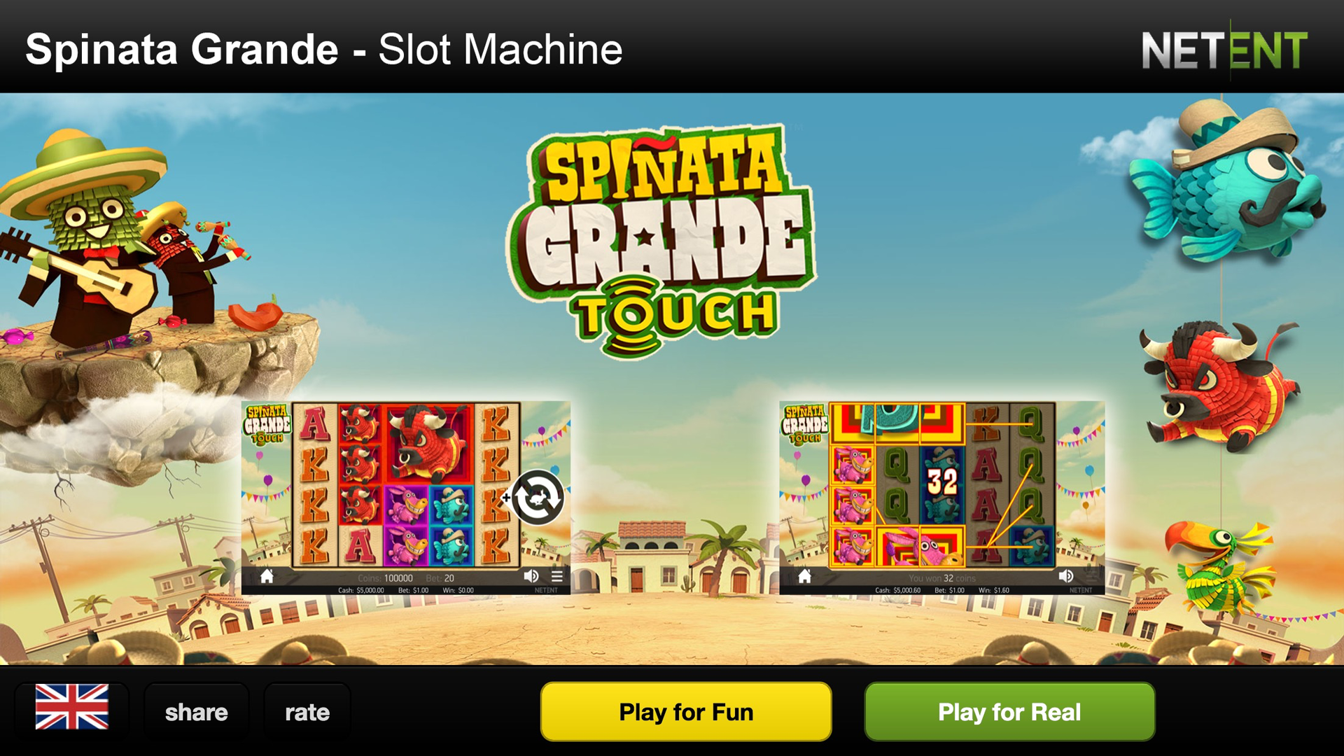 spinata grande slot - 2