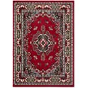"Home Dynamix Sakarya 5'2""x7'4"" Rectangle Area Rug (Oriental Red)"