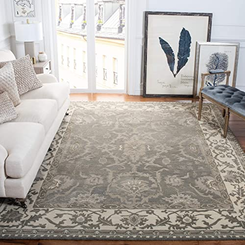 Safavieh Royalty Collection ROY993A Handmade Traditional Oriental Premium Wool Area Rug