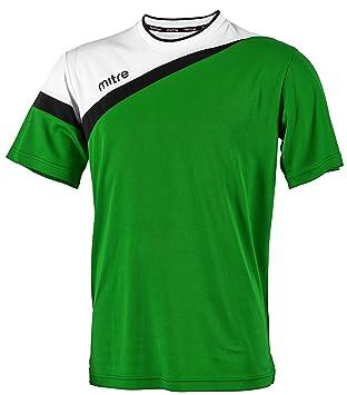 Mitre Kids Polarize Sudadera Camiseta de fútbol: Amazon.es: Deportes y aire libre