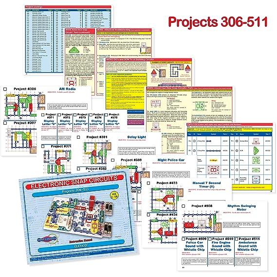 elenco sc 750 snap circuits extreme sc 750, electronics kits