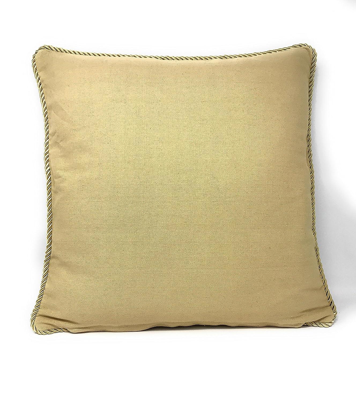 18 x 18 DaDa Bedding Collection Throw Pillow Cover Multi