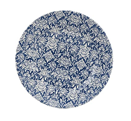 Churchill CLAV00011 Ava - Plato para cena, color azul ...