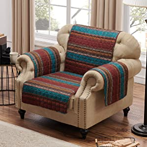 Barefoot Bungalow Tucson Furniture Protector Slipcover, Armchair, Coffee