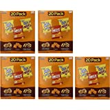 Keebler tdZWLx Cookie and Cheez-It Variety Pack (Packaging May Vary), 20 Count (5 Pack)