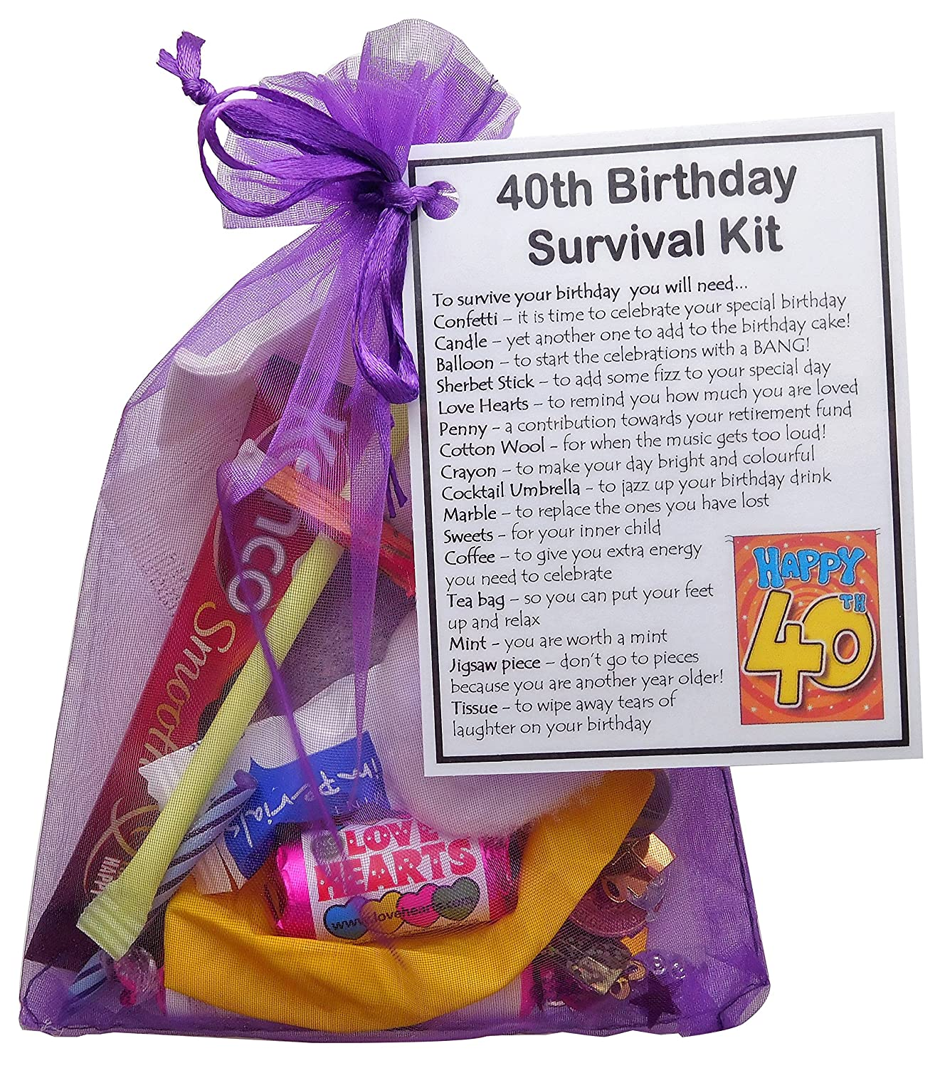 Best Friend Birthday Gifts Amazon Co Uk: Unique 40th Birthday Gift Ideas For Her