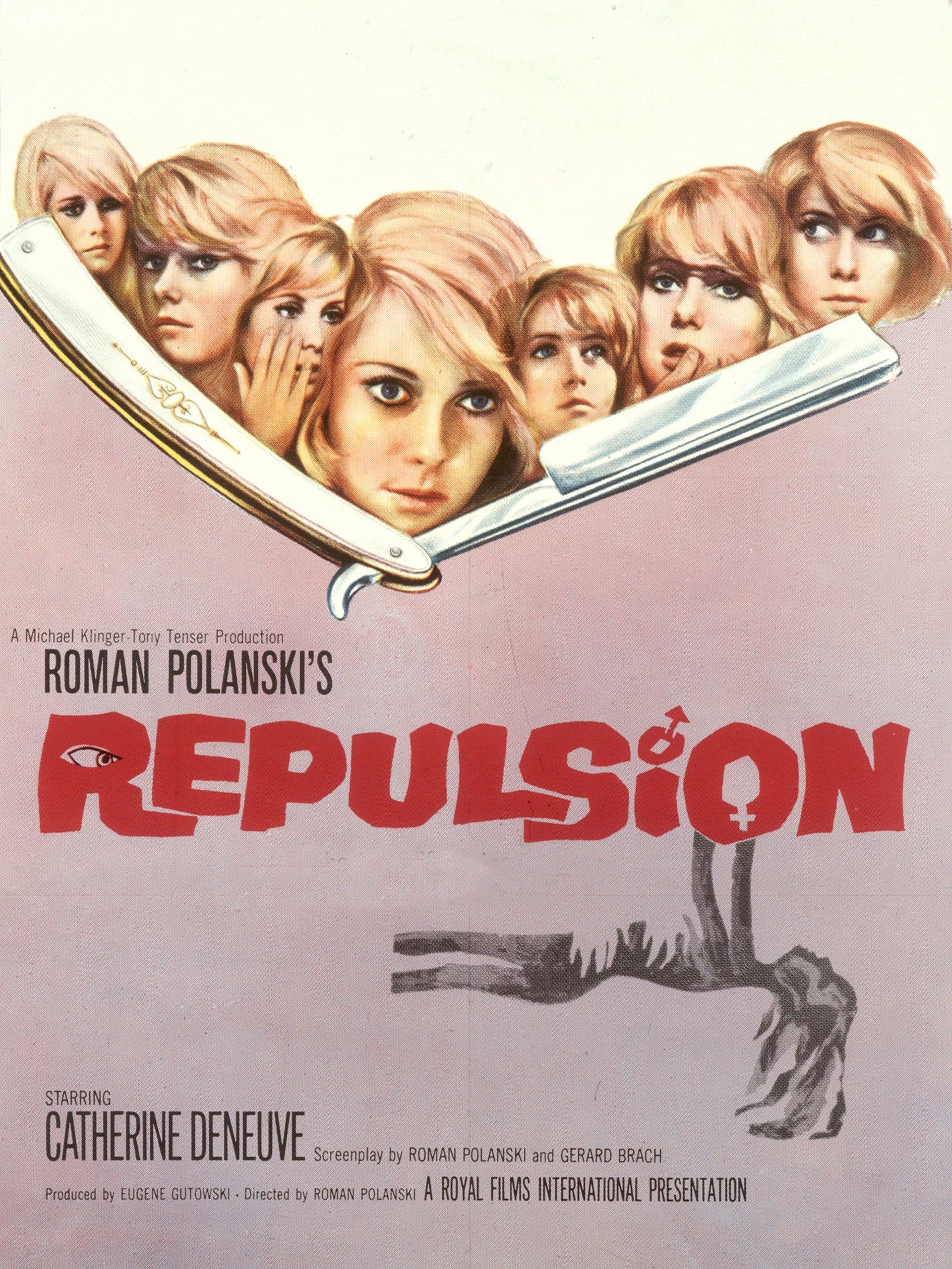 Amazon.com: Repulsion: Catherine Deneuve, Ian Henry, John Fraser ...