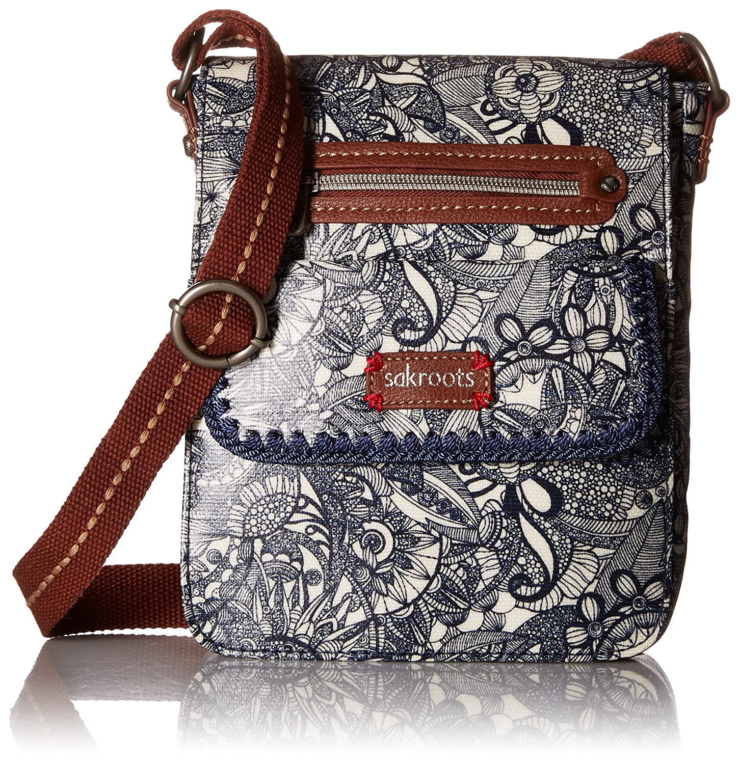 Sakroots Small Flap Messenger