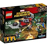 Lego Super Heroes 76079 - L'Attacco del Ravager