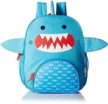 428e11b73c1b Zoocchini Kids Backpack - Sherman The Shark